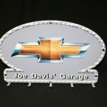BOWTIE CUSTOM KEY CHAIN HOLDER - ADD NAME GMKEY2010BOW