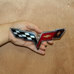 Corvette COR14 7x3 - Magnet