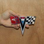 Corvette COR4 5x3- Magnet