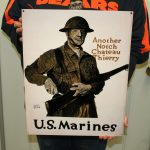 USMC STEEL WALL ART MCWALL 02
