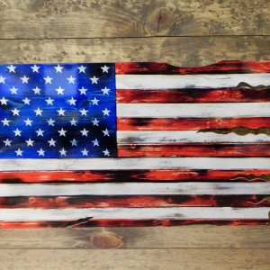 FLAG1  24X14