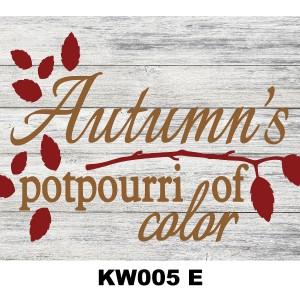 KW005 E