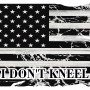 FLAG1 I DONT KNEEL BLWHITE