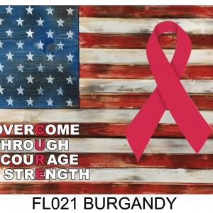 FL021 BURGANDY
