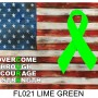 FL021 LIME GREEN