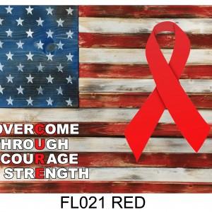 FL021 RED