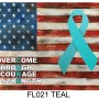 FL021 TEAL