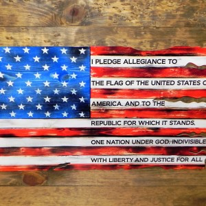 FLAG1 PLEDGE